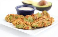 Avocado BACON Fries from Kirbie's Cravings.