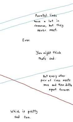 hehe...math and love