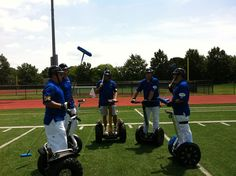 US Team Aftershocks in Woz Cup 2013, World Championship in Segway Polo, Washington DC