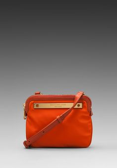 d2316341902c Coatue Canvas Duffle Bag- Hot Orange