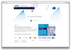Veneo Responsive Website on Web Design Served