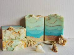 Beach and Ocean Soap