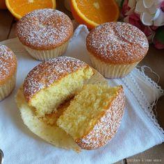 Muffins, Cupcakes, Fairy Cakes, Bon Appetit, Doughnut, Italian Recipes, Tart, Cheesecake, Food And Drink
