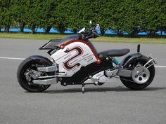 電動バイク「zecOO」