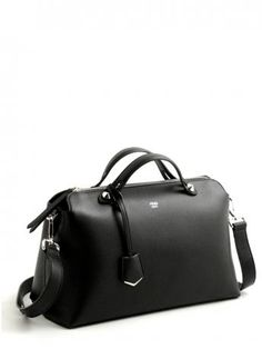 Fendi-fendi by the way bag black-borsa fendi by the way nera-Fendi shop online