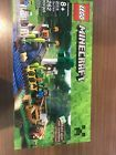 Minecraft Lego Set Ages 8 262 Pieces