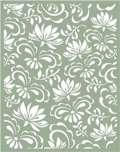 ..flower background pattern