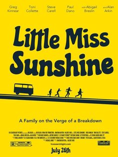 Little Miss Sunshine by Andrew Curtis