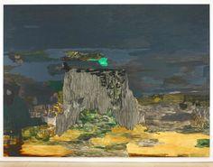 Andreas Eriksson Västerplana Storäng I, 2013, Oil on canvas, 299 x 404cm, (117 3/4 x 159 1/8in)