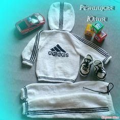 Спортивный костюм для мальчика 1-2х лет.