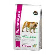Eukanuba Dog Food Daily Care Overweight and Sterilised