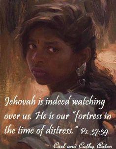 Always, always trust Jehovah