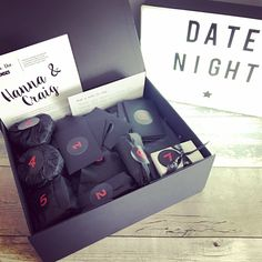 Brilliant idea for a subscription box! Date night