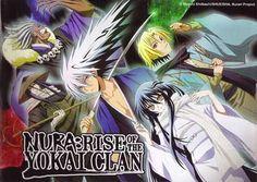 nura rise of the yokai clan | Here come the monsters! Nura, Rise of the Yokai Clan