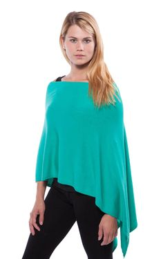The Perfect Gift!  One size fits all Caroline Grace Trade Wind Cotton Cashmere Ponchos. On sale for 20% Off Now $68.00. Ships Free, gift wrapped and come in 50+ colors! Shop https://paulaandchlo.com Cyber Sunday / Monday Sale.