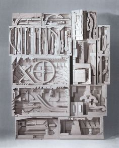 The Sculpture of Louise Nevelson - Rapaport, Brooke Kamin; The ...