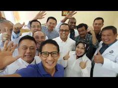 Hebat! Kekompakan Calon Gubernur Dan Wakil DKI 2017