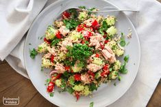 Pasta Salad, Cobb Salad, Quinoa, Food And Drink, Lunch, Meals, Ethnic Recipes, Dinner Ideas, Healing