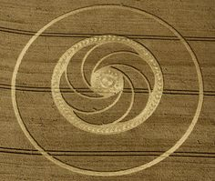 Les Agents Sans Secret: LES CROP CIRCLES D'OCTOBRE 2012