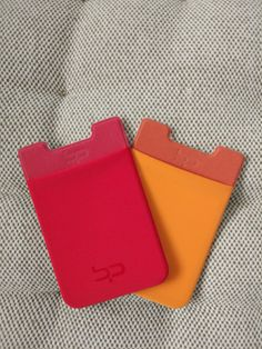 The cardholder with NanoSuction. Stick it on every smooth flat surfaces. Sticks without being sticky It's Easy, Sticks, Card Holder, Smooth, Nov 2016, Product Launch, Flat, Projects, Bags