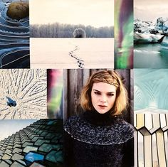 A little #moodboard inspiration for your Sunday sewing.  This board is a visual representation of the mood I wanted for the my first collection of patterns. It's a contraste between pure and simple architectural lines and the softness of a snow landscape. It also represents a bridge between modernity and tradition a balance between city life and nature. If you look closely you can spot the angled lines that inspired the pockets and central panel on our #prismdress!  Did you already create a…