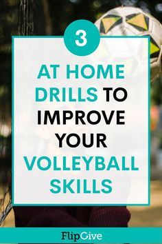 We don't always have access to the court. Keep your skills refined at home with these volleyball drills for passing, setting, and serving. Volleyball Training, Volleyball Passing Drills, Volleyball Serve, Volleyball Skills, Volleyball Workouts, Volleyball Quotes, Coaching Volleyball, Volleyball Players, Girls Basketball