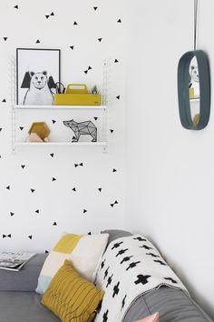Kid's bedroom - Scandinavian Design