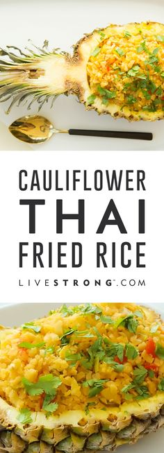 This summer is all about the pineapple boat--or using a pineapple as your plate. Dive into these flavorful Thai flavors in this fun, summer-ready fried rice recipe.