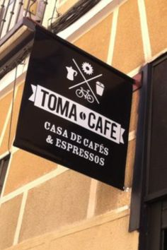 Toma Café in Madrid, Madrid