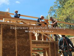 timber-frame and light clay construction that invites owner and community participation into the building process through our natural building workshops.