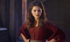 Neil Gaiman on re-writing Doctor Who: Clara was originally going to stay as a Victorian governess