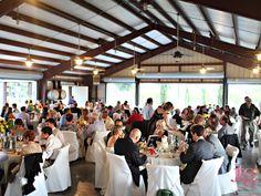 Haak Vineyard and Winery in Santa Fe, TX is a beautiful wedding venue