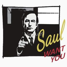 Saul Want You