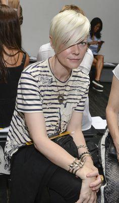 Kate Lanphear Photos: Dion Lee - Front Row - Mercedes-Benz Fashion Week Spring 2015