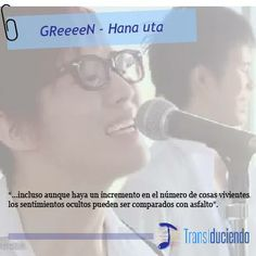 GReeeeN - Hana uta JRock JMusic