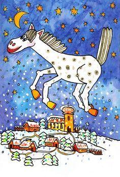 svatý martin na bílém koni - Hledat Googlem