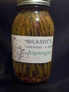 "Asparagus+from+Brandy's+""Jam""Boree+-N-+More+by+DaWanda.com"