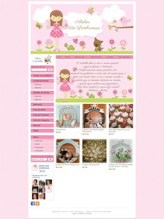 Cantinho do blog Layouts e Templates para Blogger: Mega Encomenda Atelier Arte Lembranças