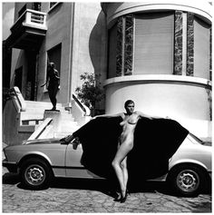 Photo by Helmut Newton Brescia 1971