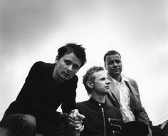 Muse. Next to The Beatles this is my favorite band!