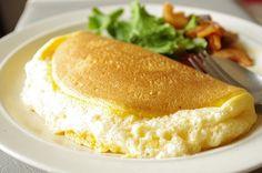 【簡単レシピ】人生で一度は食べたい!モンサンミッシェル風ふわふわスフレオムレツ|CAFY [カフィ]