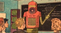 humans can't teach humans maths very well, why are robots likely to be better?