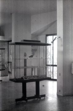 Il primo allestimento del museo #50Luni