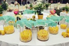 Image result for citrus themed party