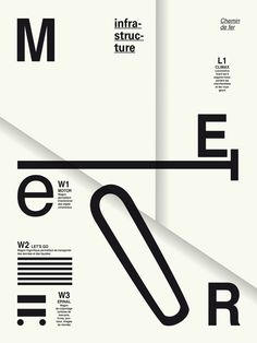 Série d'affiches by Studio My Name is Wendy, via Behance