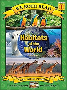 Habitats of the World (We Both Read - Level 1 (Quality)): Sindy McKay: 9781601152947: Amazon.com: Books