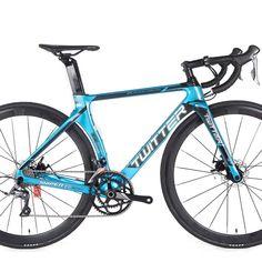 f8c6b4f8758 TWITTER SNIPER2.0 Aero Racing carbon Road bike Disc Brake. SHIMANO-Claris/