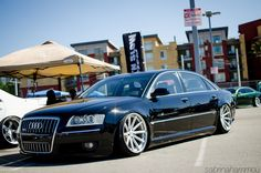 Audi A8 / S8 (D3) | Tuning