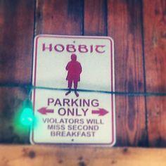 hobbitsbeparking