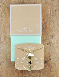 Edge of Ember: A Jewelry Brand Identity Design — Studio Chavelli: Calligraphy & Design Jewelry Packaging, Jewelry Branding, Head Chain Jewelry, Feminine Symbols, Jewelry Sites, Brand Identity Design, Brand Design, Expensive Jewelry, Creative Industries